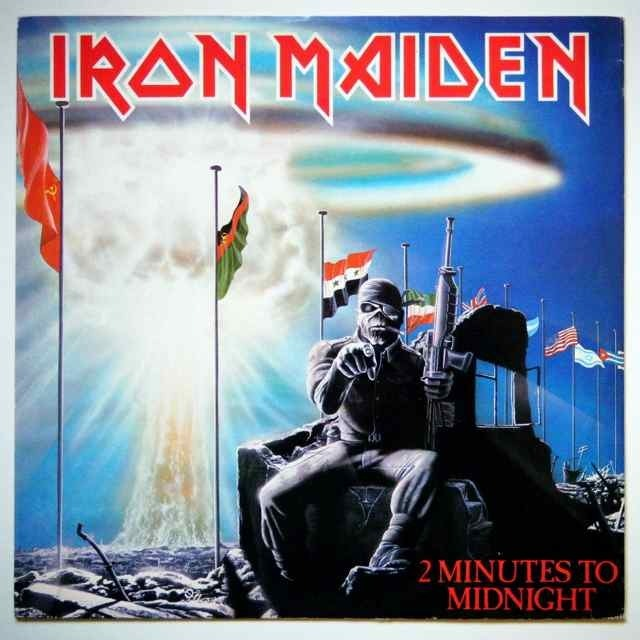 Iron Maiden Symbol Meaning