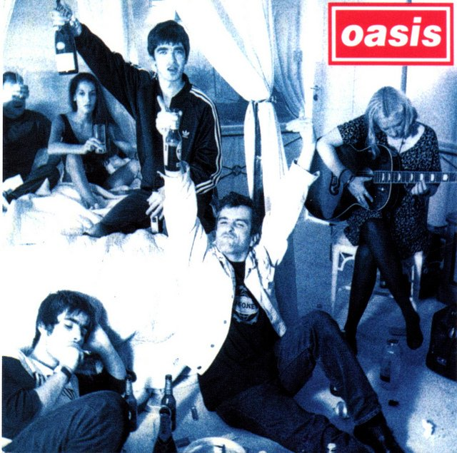 Cover art for Cigarettes & Alcohol by Oasis