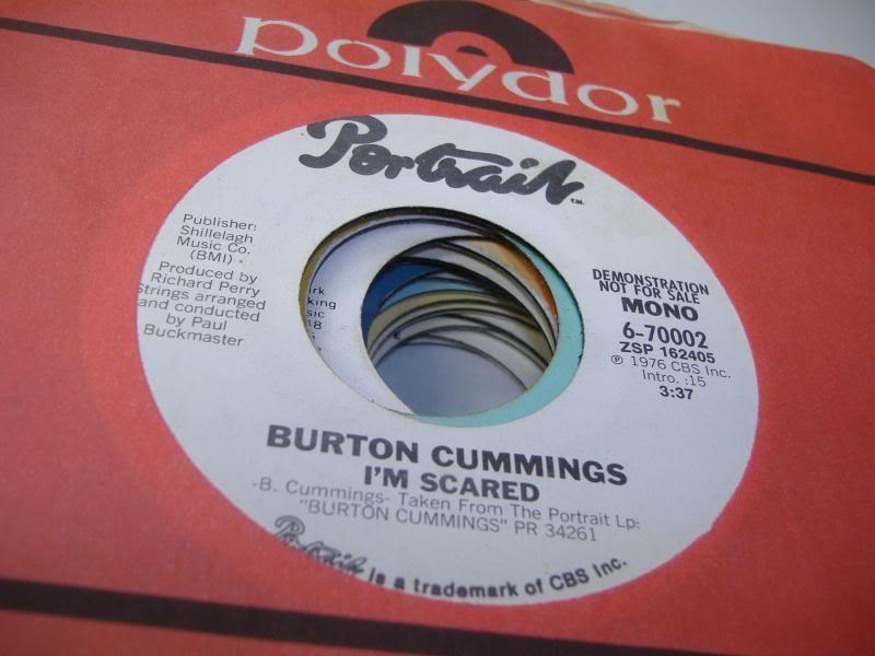 Burton Cummings - I'm Scared Lyrics   Genius Lyrics