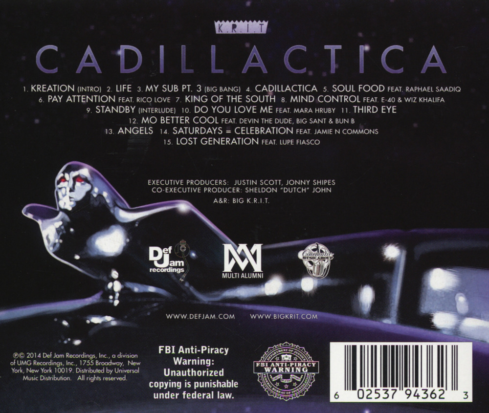 big krit cadillactica download