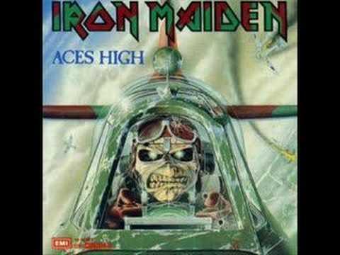 aces high lyrics maiden