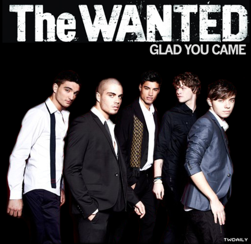 I glad you came the wanted lyrics