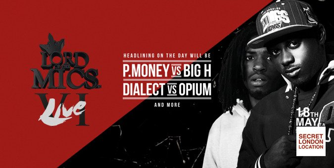 50593445c8041 P Money – Big H diss on Rinse FM Lyrics