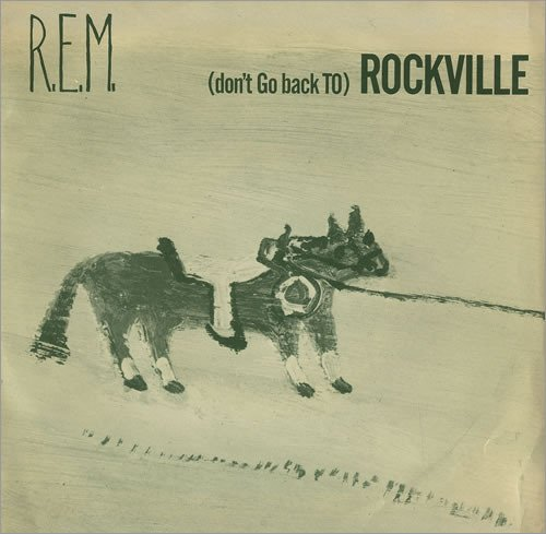 Cover art for (Don't Go Back to) Rockville by R.E.M.