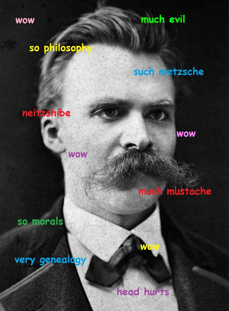 genealogy of morality nietzsche second essay Notre dame philosophical reviews is an nietzsche's genealogy of morality: of the origins of the feeling of guilt given by nietzsche in the second essay.