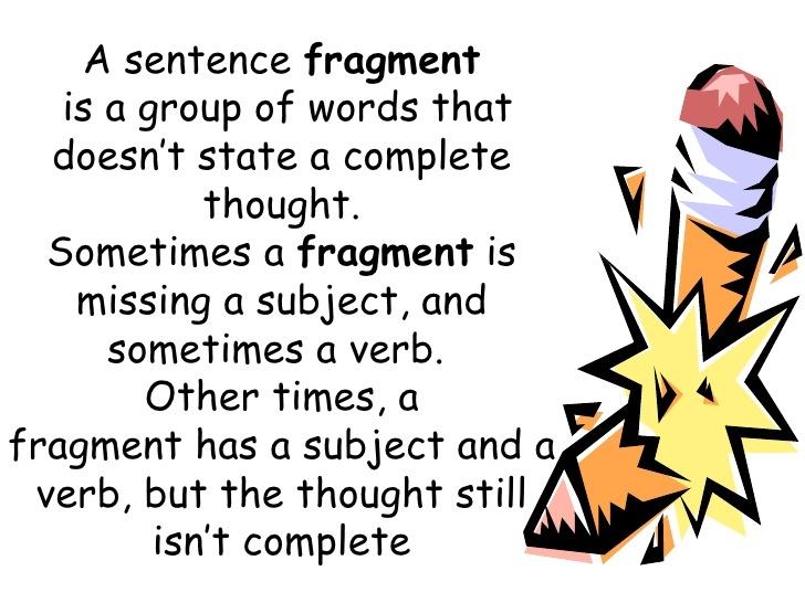how to repair run on sentences essay