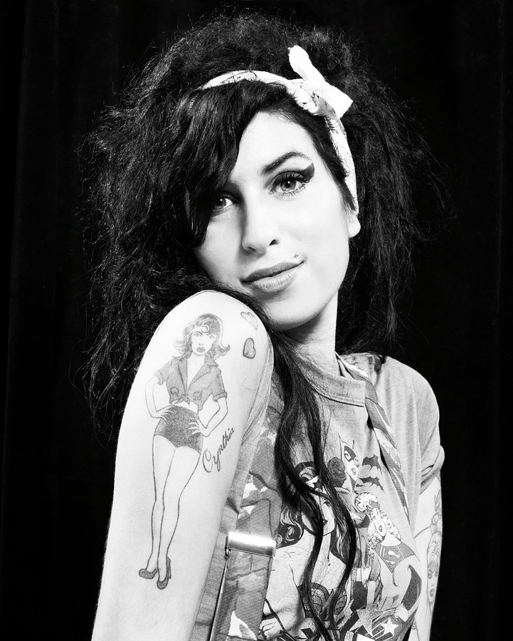 Amy Winehouse on Genius Amy Winehouse