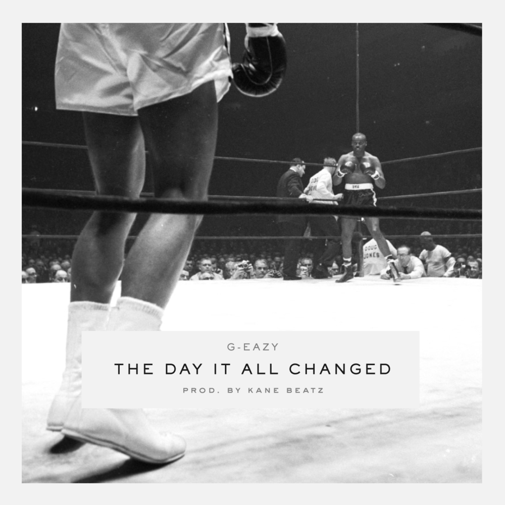 G-Eazy – The Day It All Changed Lyrics | Genius Lyrics