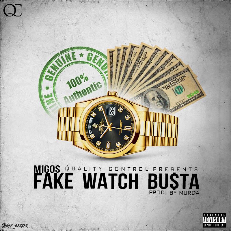 Lyric murda lyrics : Migos – Fake Watch Busta Lyrics | Genius Lyrics