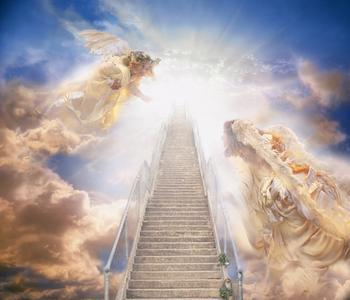 Image result for The Gold Stairway angel