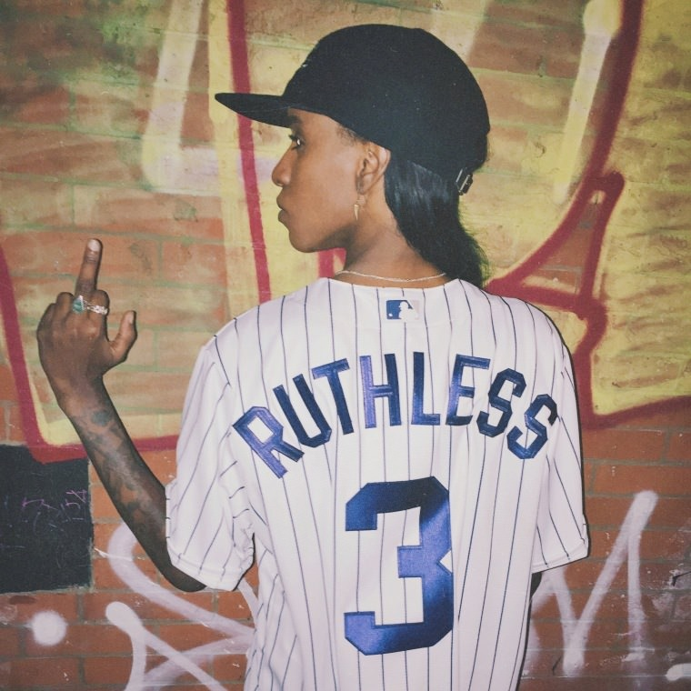 Cover art for Babe Ruthless by Angel Haze