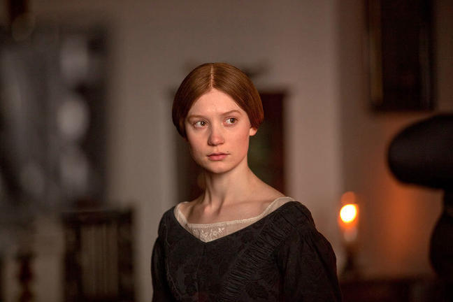 Blanche Ingram Jane Eyre