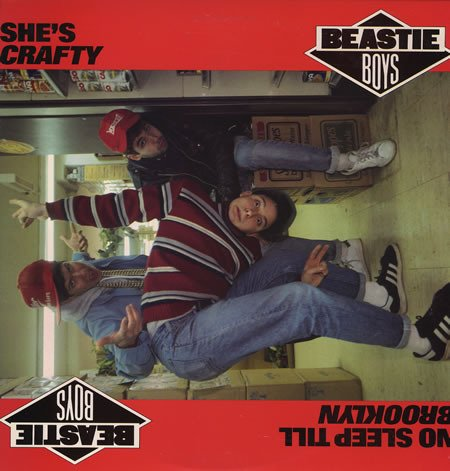 Cover art for She's Crafty by Beastie Boys