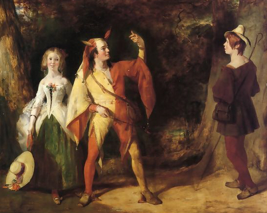an analysis of william shakespeares play as i like it This as you like it summary is designed to help you unpick this complex play  from william shakespeare we bring the story together in a fun.