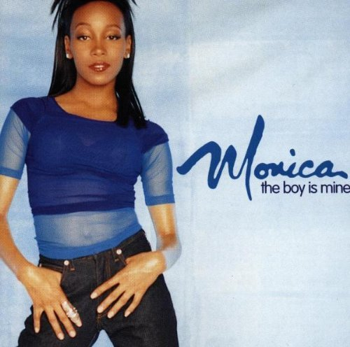 MONICA - ANGEL OF MINE LYRICS