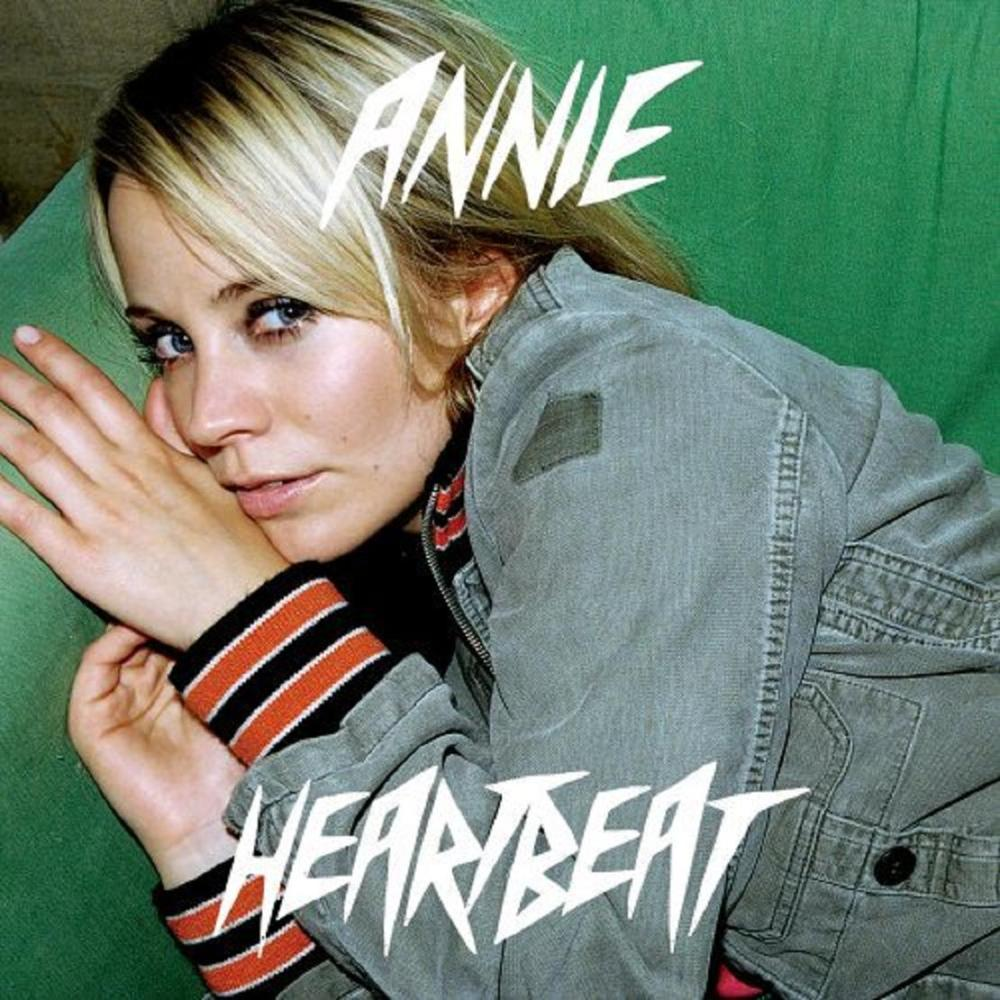 Cover art for Heartbeat by Annie