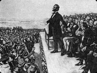 abraham lincoln the gettysburg address genius