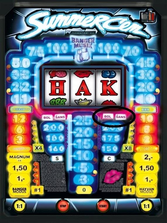 Summer Cem Magic Casino