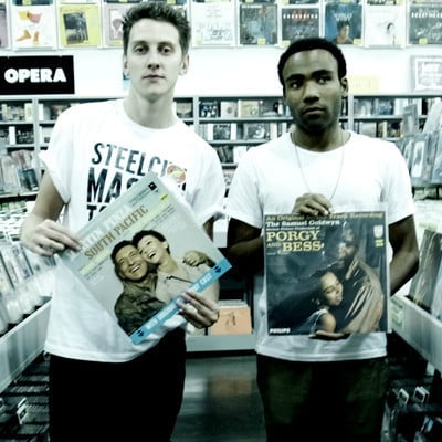 childish gambino think of me - photo #5