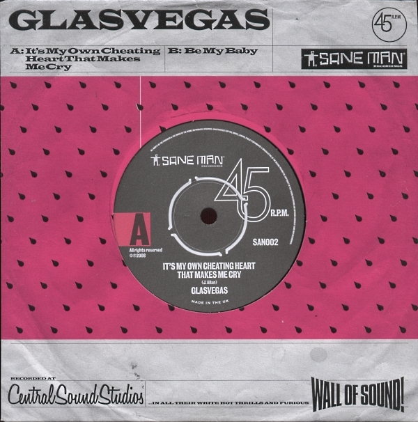 Glasvegas – It's My Own Cheating Heart That Makes Me Cry Lyrics