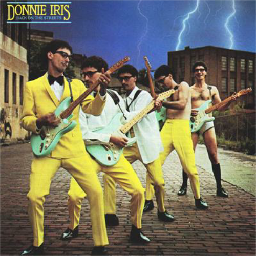Donnie Iris - Ah! Leah! Lyrics | Musixmatch