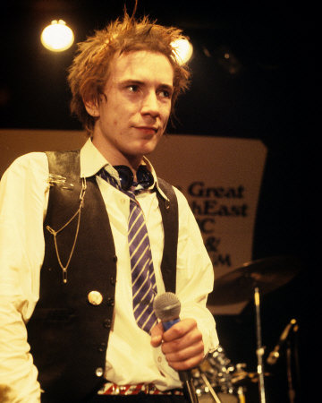young neil Johnny rotten