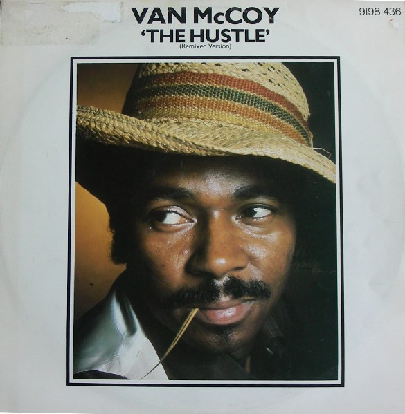 Image result for van mccoy the hustle