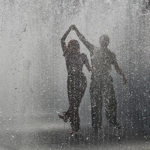 About Dancing In The Rain