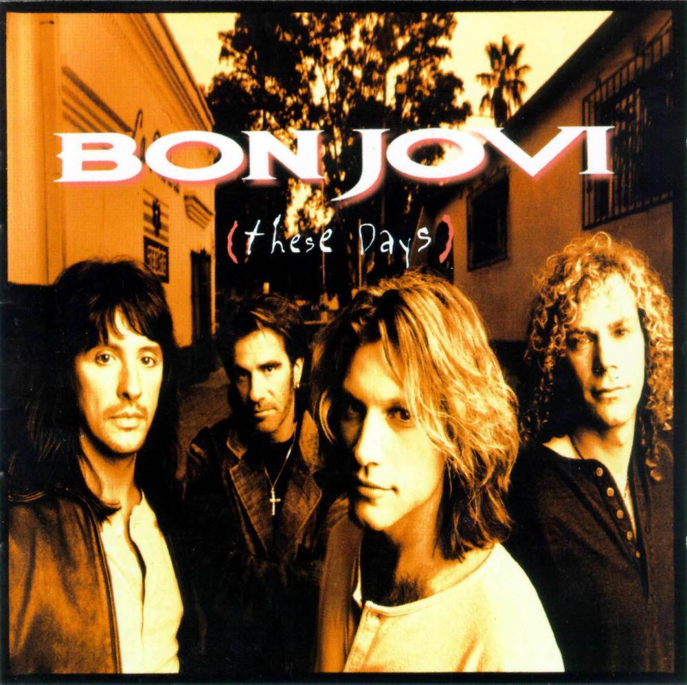 Bon Jovi Scars On This Guitar Song Lyrics: Bon Jovi – These Days Lyrics