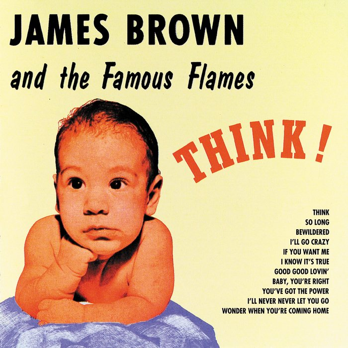James Brown The Famous Flames Say It Loud Im Black And Im Proud