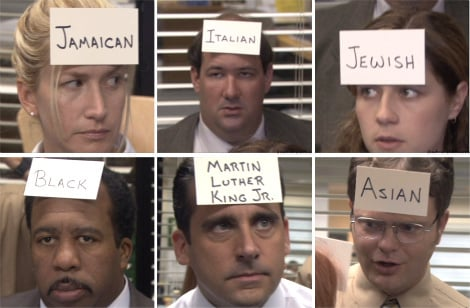 Image result for the office diversity day