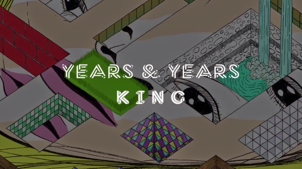 King by Years and Years Album Cover