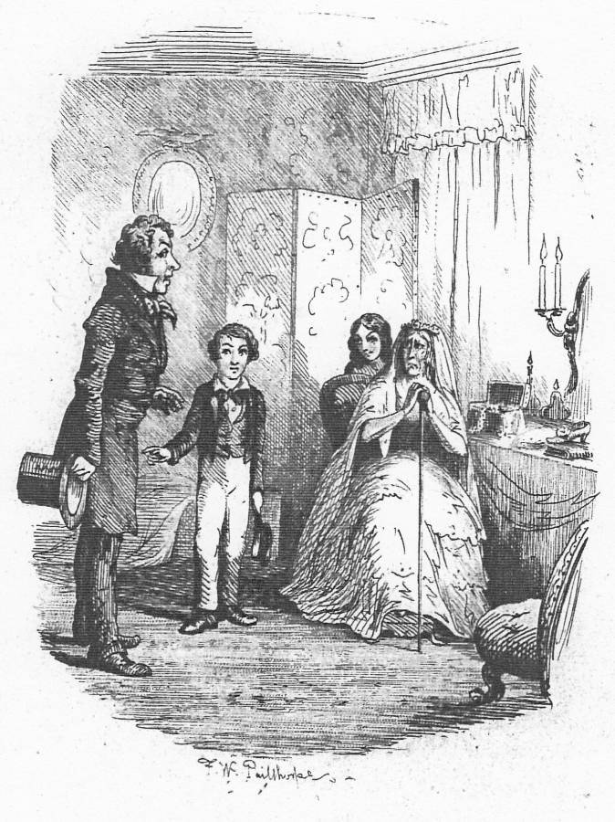 the regression of pip in great expectations by charles dickens Introduction: great expectations: pip and the end of the romantic child 4 darwin's origin of species, and the year that charles dickens first began publishing great expectations.
