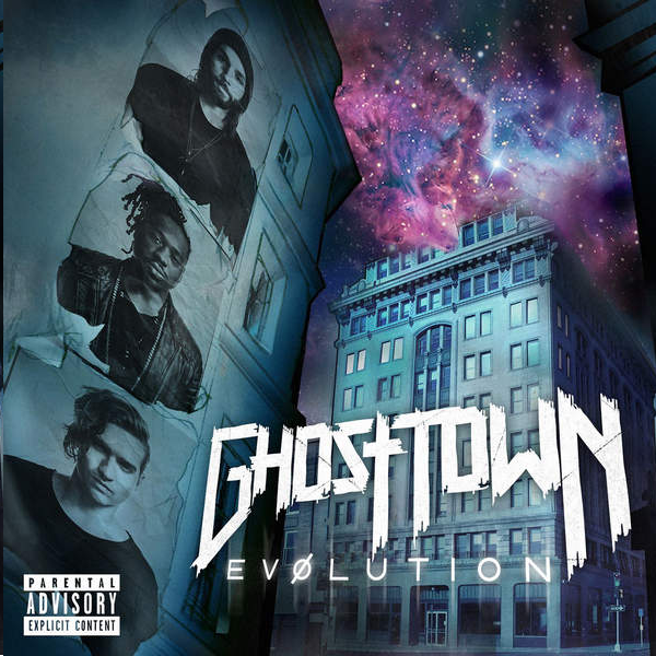 LAST GHOST IN TOWN LYRICS