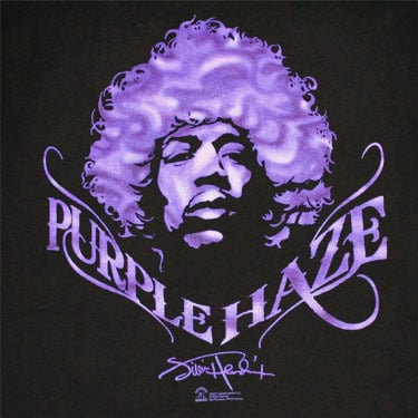 Purple Haze Hendrix