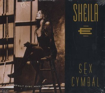 Cover art for Sex Cymbal by Sheila E.