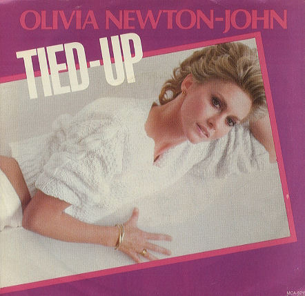 Cover art for Tied Up by Olivia Newton-John