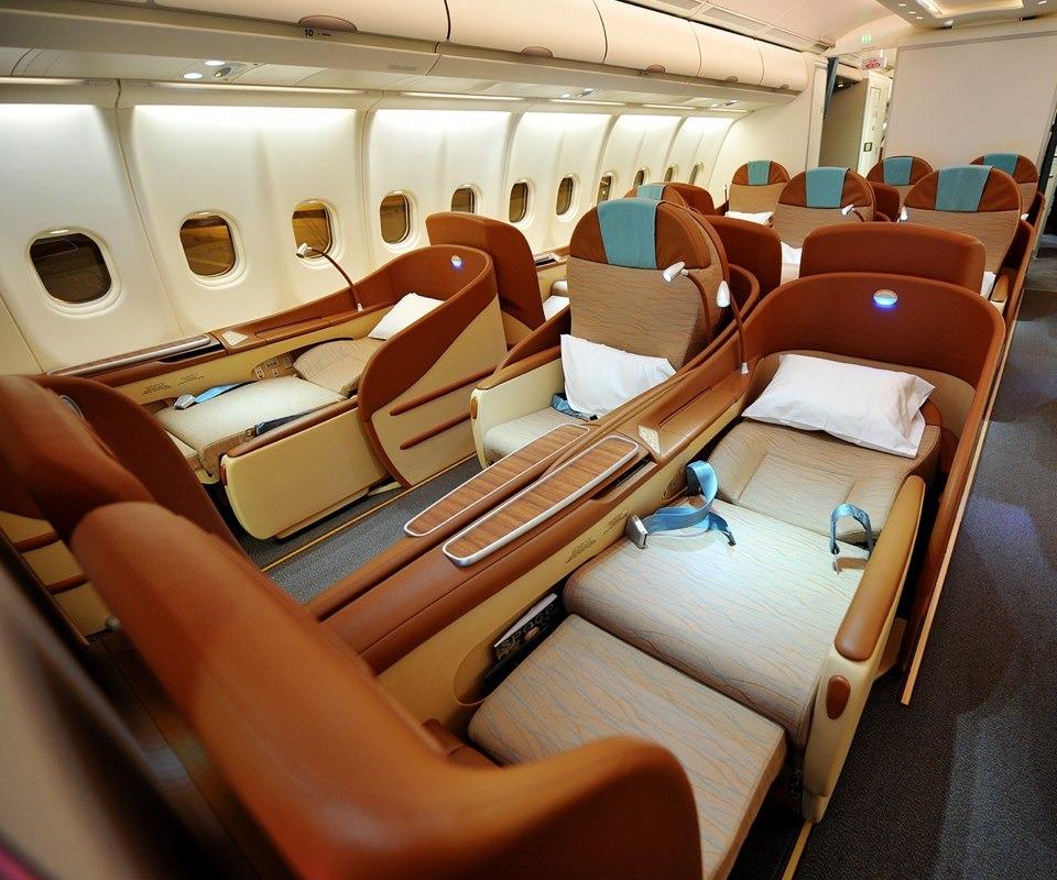 Class Plane First Class Big Planes
