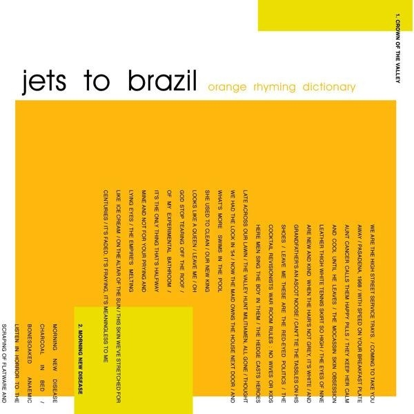 jets to brazil orange rhyming dictionary lyrics