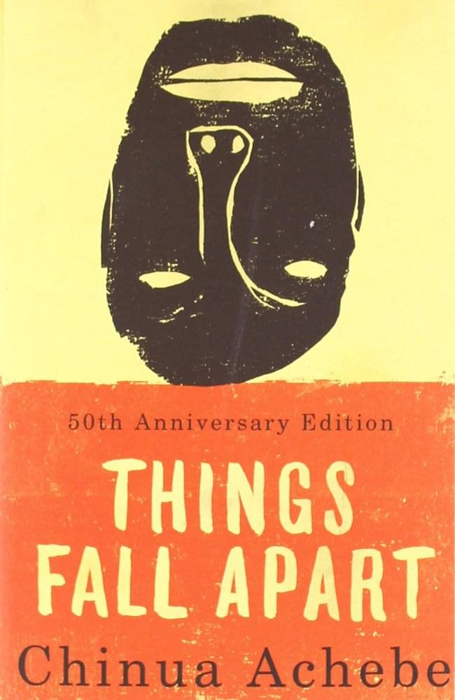 Things Fall Apart Missionaries Quotes: Chinua Achebe – Things Fall Apart (Chapter One)