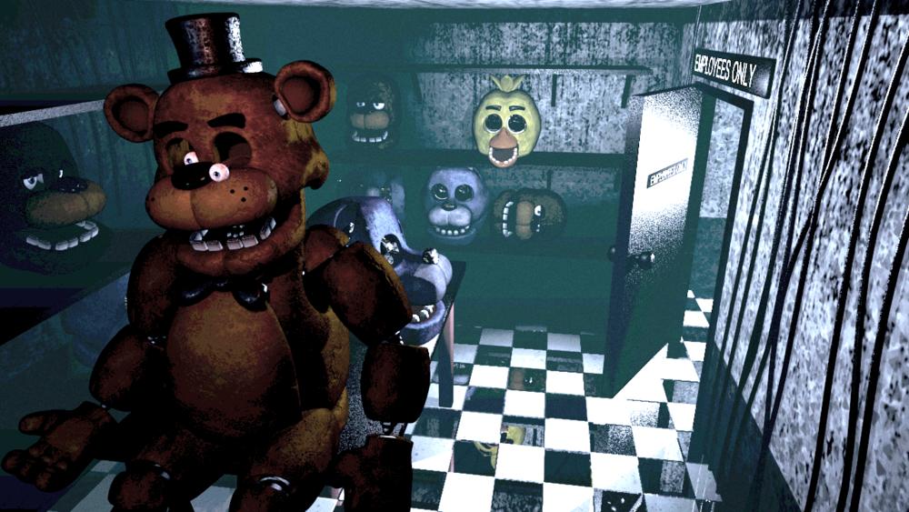 Phone Guy – Five Nights at Freddy's 1 Phone Calls   Genius