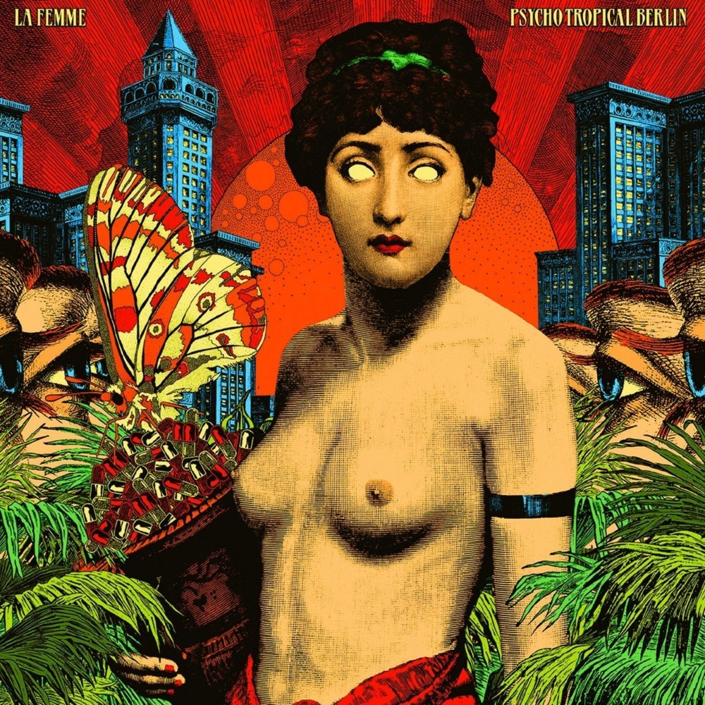 Cover art for La Femme ressort by La Femme
