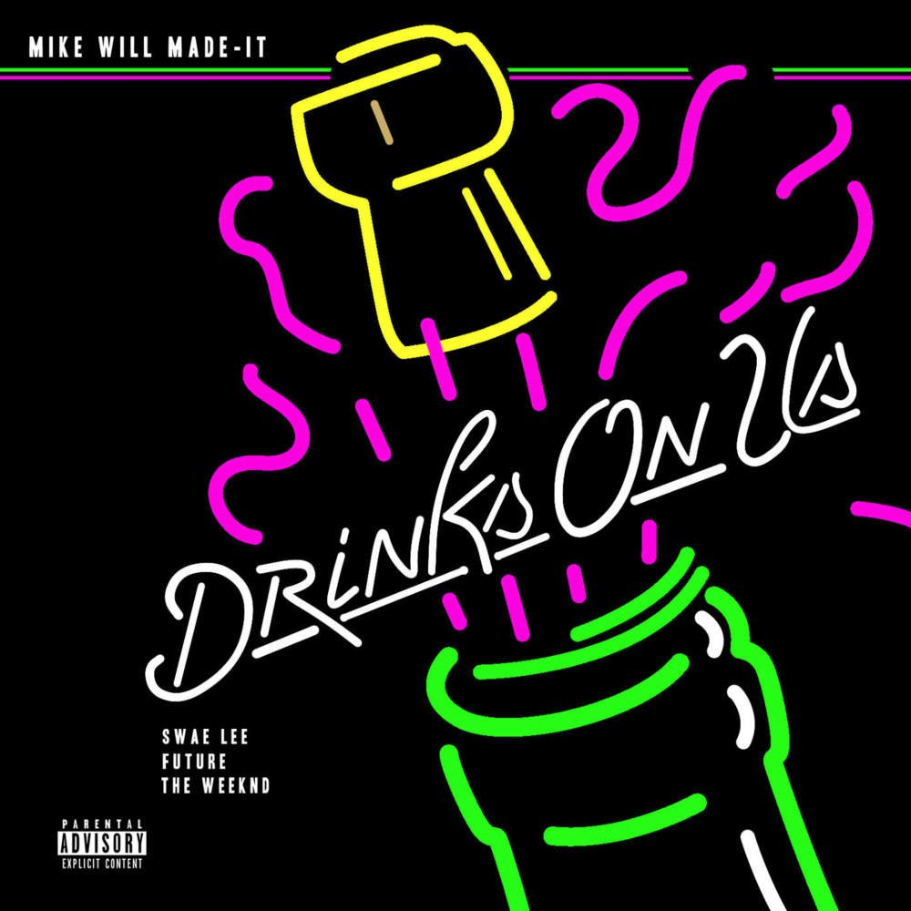 The weekend-drinks on us($pacemusic remix) -[free download] by.