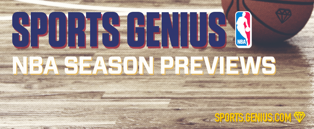 Cover art for 2014-15 NBA Season Previews by Sports Genius