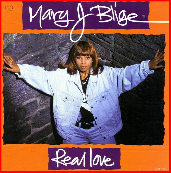 Mary J Blige - Real Love Lyrics - YouTube