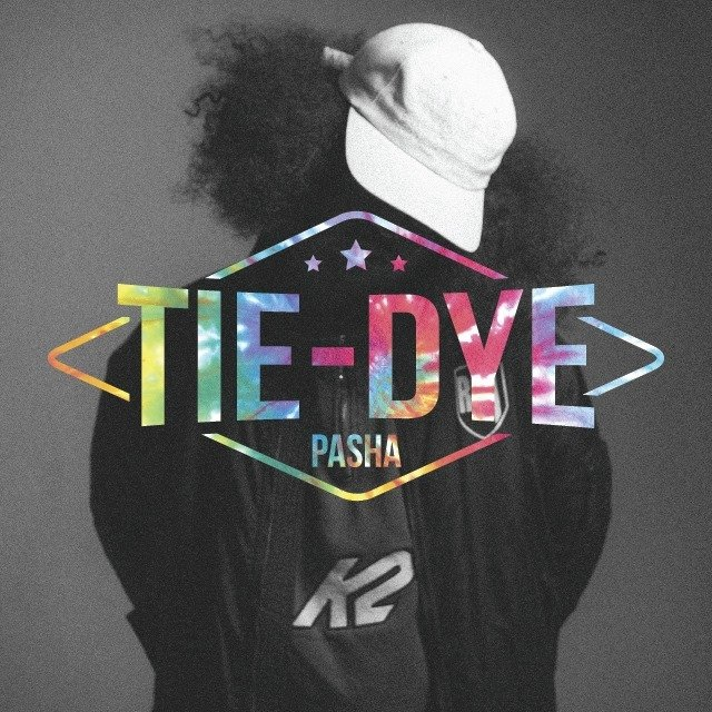 Cover art for Tie-Dye by Pasha