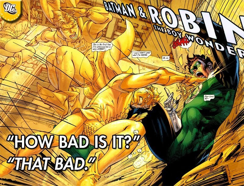 Robin afterwards however copies and adopts the identity of the Joker, after  the original's death. The recent leak or Dick's grave would show that Dick  isn't ...