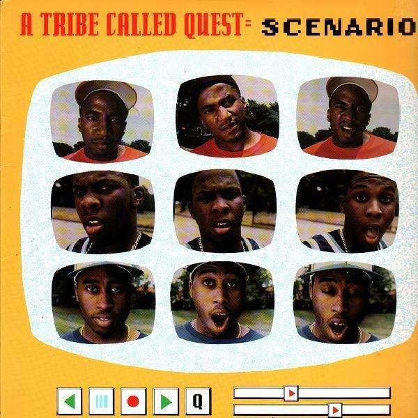 A Tribe Called Quest – Scenario Lyrics   Genius Lyrics