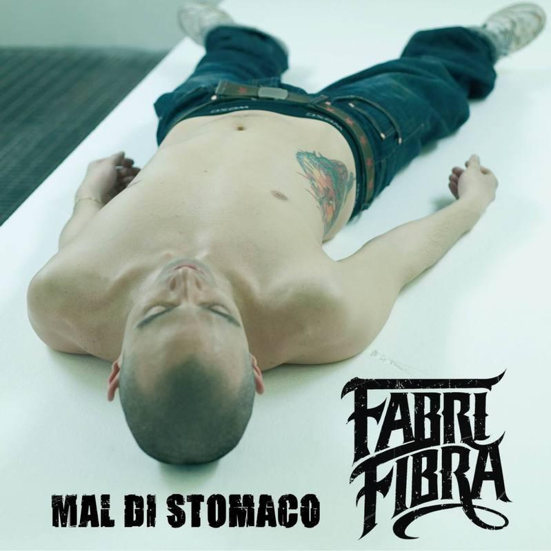 Cover art for Mal Di Stomaco by Fabri Fibra