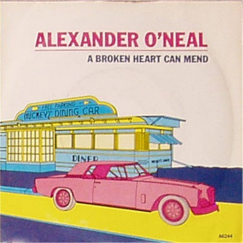 Alexander ONeal A Broken Heart Can Mend Whats Missing Extended Remix